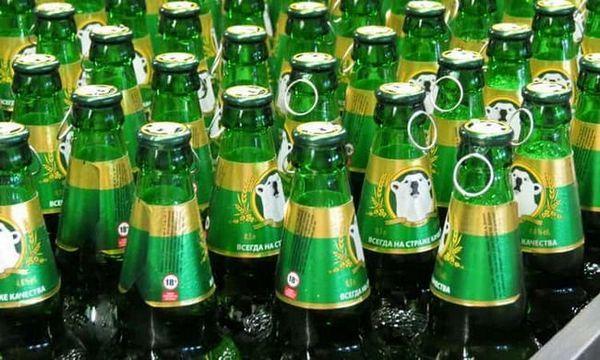 Як купити пиво білий ведмідь ло виробника