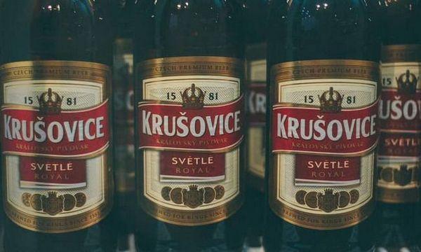 Як купити оригінальне пиво Крушовіце світле