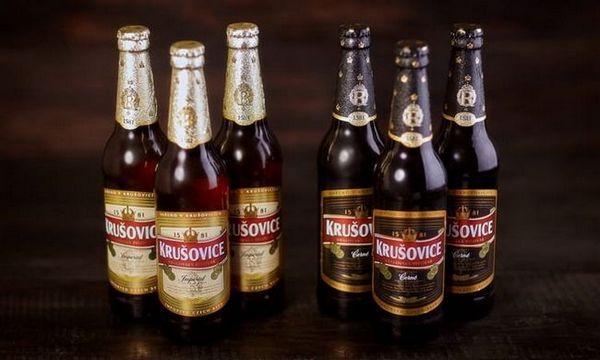 пиво krusovice і його різновиди