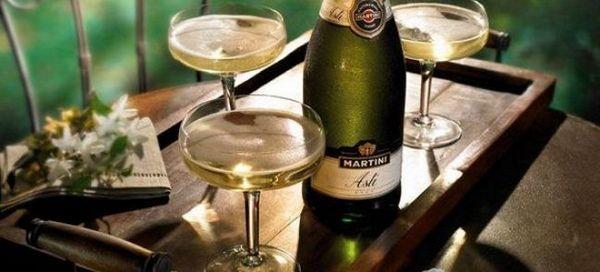 Slávnostné šampanské