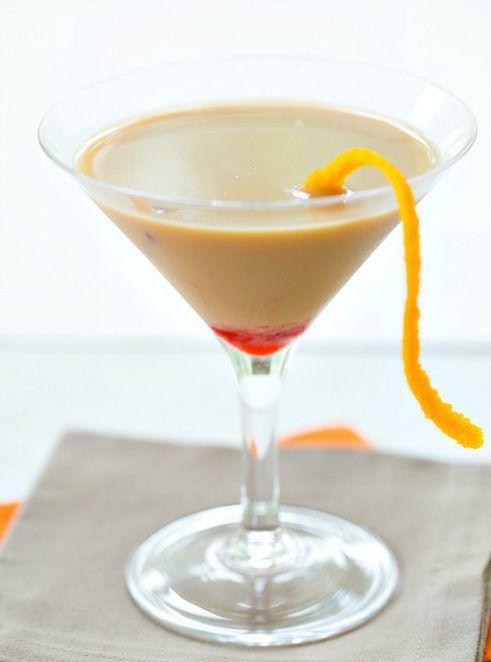 Koktel začinjenog Rum Coco Martini