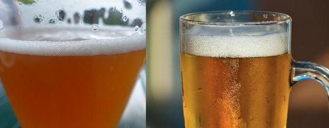 diferențele dintre berea nefiltrată și cea filtrată