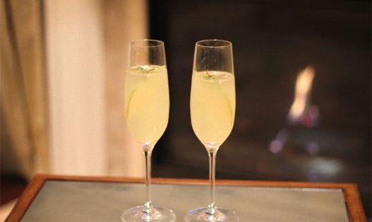 Hruškovo limonino vino