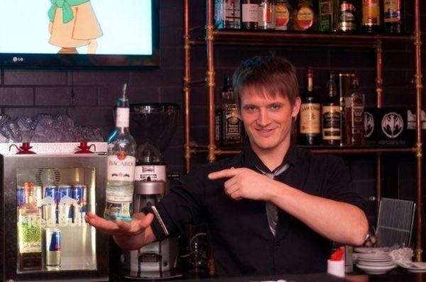савети бармена