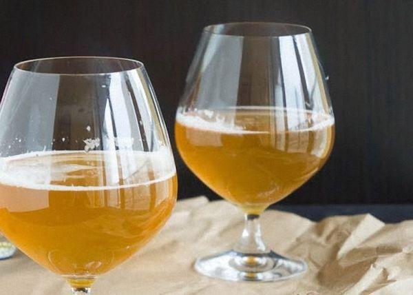 Як зробити пиво з меду і квіткового пилку