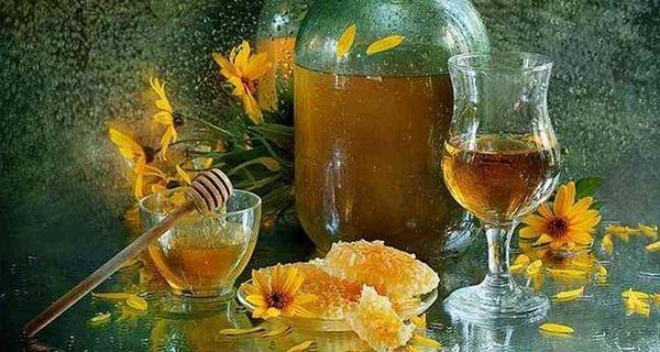 Vodka cu miere reteta clasica