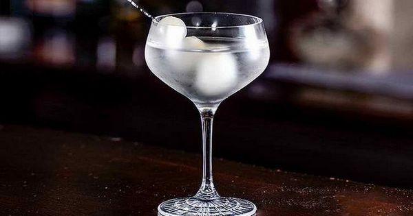 gin koktejly doma
