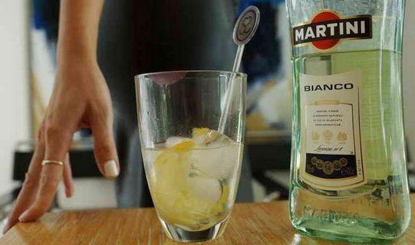 Recept Martini Tonic