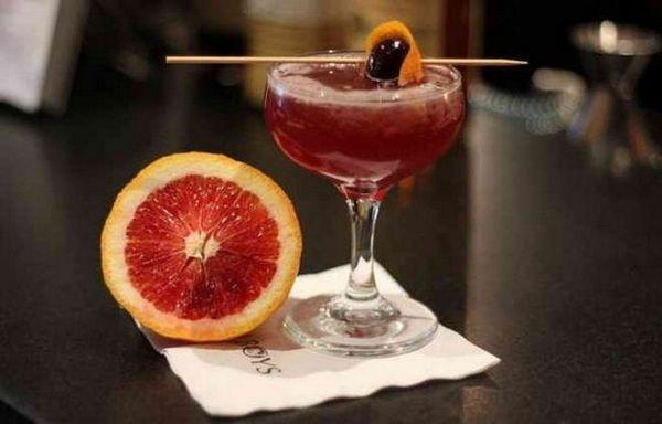 Martini Rosso Koktejl