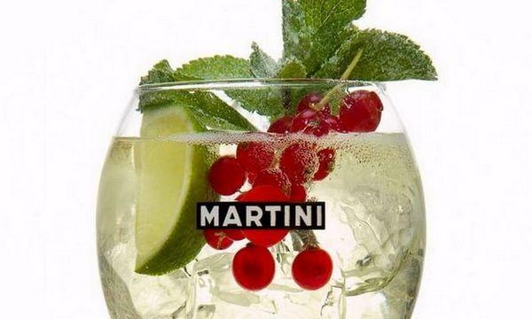 Jamie koktel martini royale
