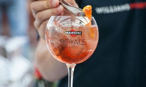 Recept za glasovirski koktel klavir Martini