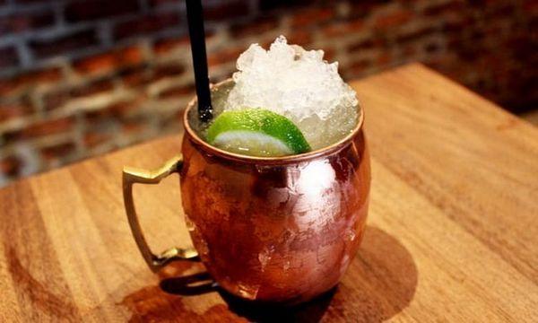 Класичний рецепт коктейлю московський мул
