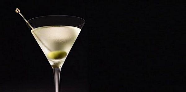 Suhi martini koktel što je to