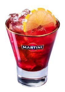 Martini Rosso Cocktail