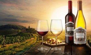 Povijest pića Martini Rosso