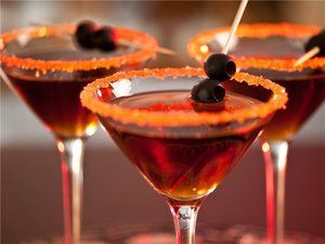 Kako naglasiti okus martinija