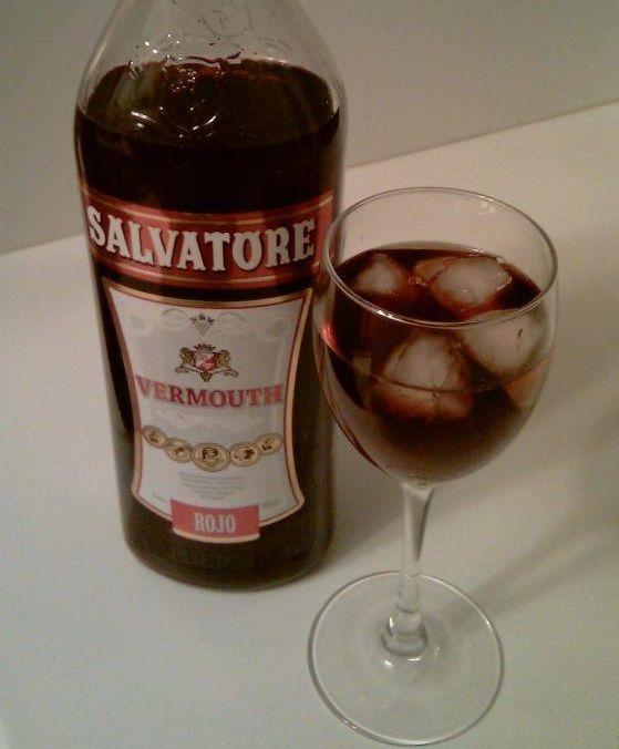фото як правильно пити вермут Сальваторе