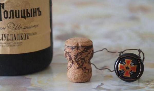 Те, скільки градусів в шампанському Лев Голіцин, завівісіт від різновиду напою.