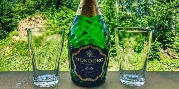 шампанське Мондоро