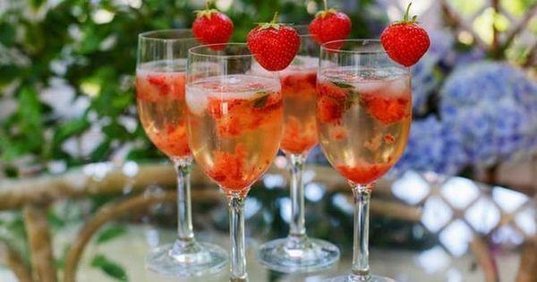 Šumivé víno Moscato sa dá použiť dokonca aj na kokteily.