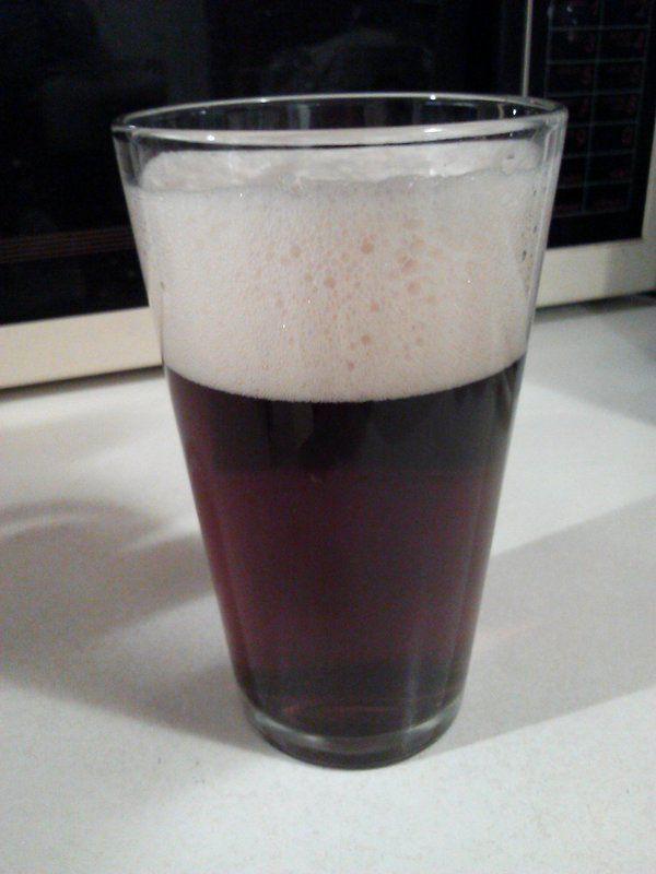 фото кольору чорного пива шварцбір