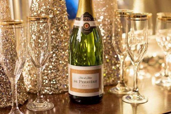 Koľko kalórií je v šampanskom?