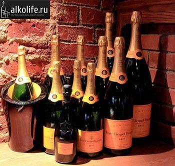 пляшки з шампанським