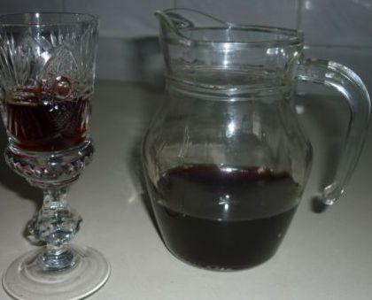 готове сливове вино