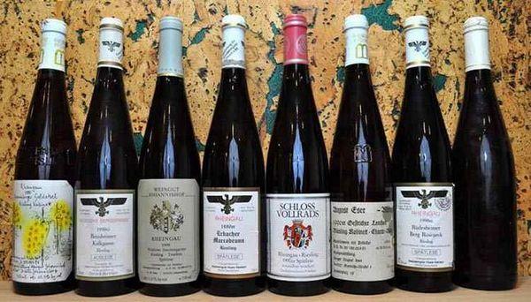 Најбоља немачка вина