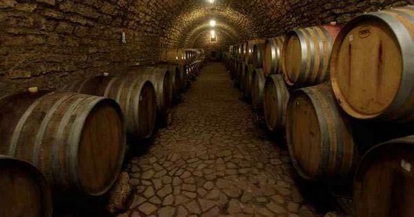 Историја немачких вина