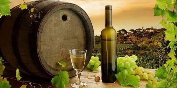 Výroba vína Asti