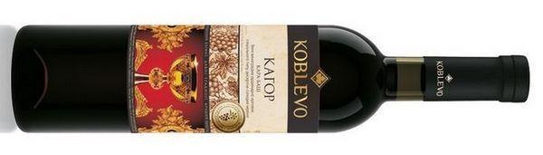 Koblevo produce și Cahors.