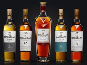 Видови Macallan