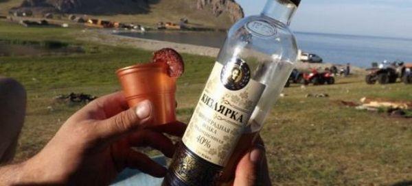Vodka Kizlyarka