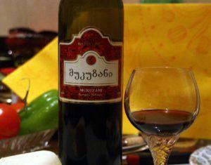 Муцузани вино